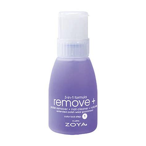 Nail Remiover zoya remove plus nail remover nail prep
