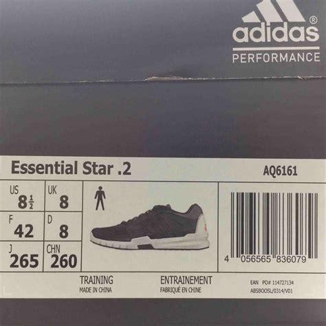 Harga Adidas Essential 2 jual sepatu adidas original essential 2