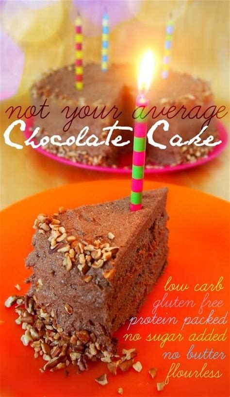 d protein sugar free not your average chocolate cake low carb gluten free