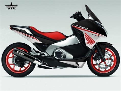 Motorrad Honda Integra 700 by Pr 233 Paration Scooter Honda Integra 700 By Alkadesign