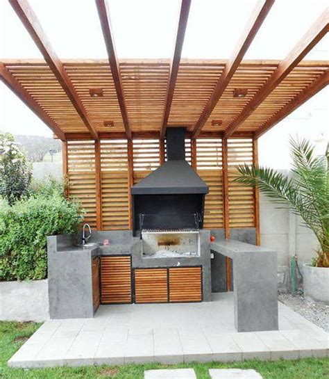 Home Rotisserie Design Ideas Awesome Grill Designs Ideas For Your Patio 14 Decomg
