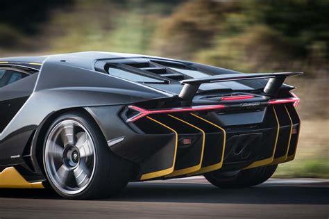 Lamborghini Centenario Roadster Confirmed for Pebble Beach