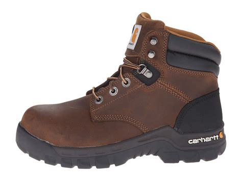 carhartt rugged flex 6 work boots leather s best 25 s work boots ideas on buy