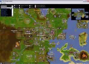 Rs World Map pics photos runescape world map