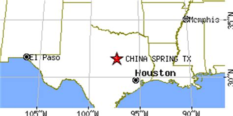 china springs texas map china texas tx population data races housing economy