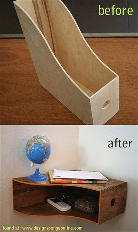 magazine holder shelf do it and how