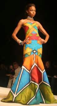 African style clothing patterns bright colors combination so