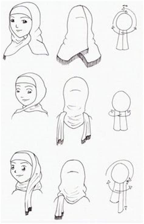 drawing  hijab google search art  drawing