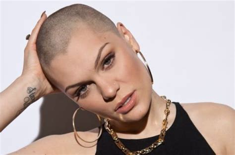 bald woman 2014 10 interesting jessie j facts my interesting facts