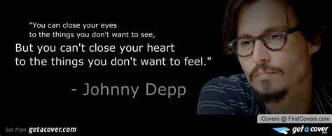 johnny depp biography timeline johnny depp quote facebook cover photo quotes