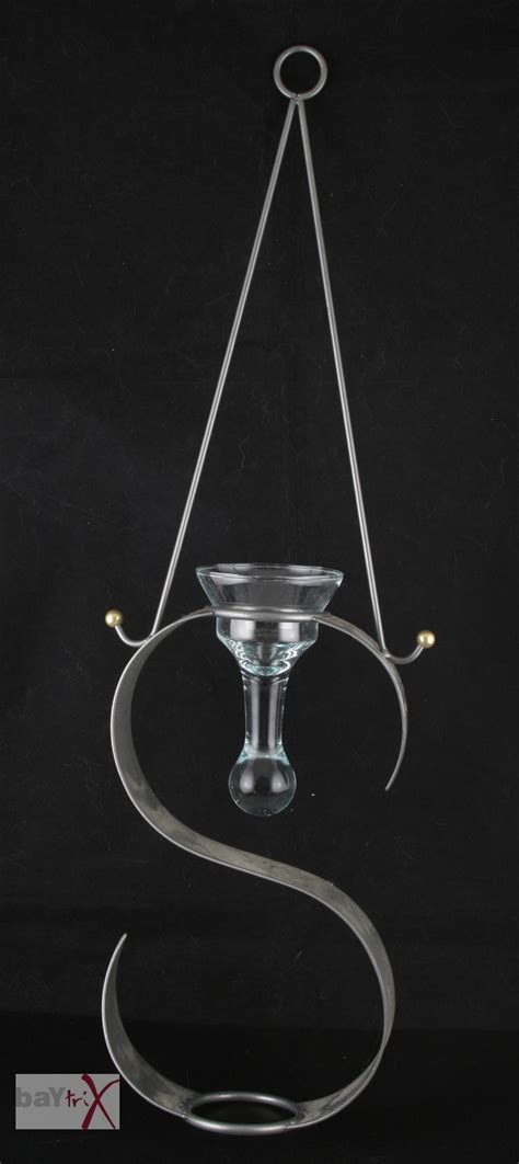 kerzenhalter hängend teelichter h 228 ngeleuchter f 252 r kerzer kerzenhalter metall mit