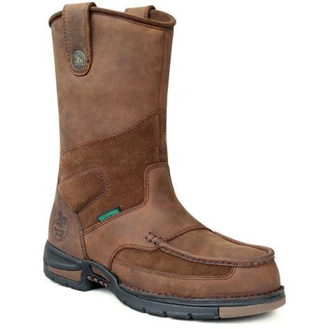 browning boots s 174 athens steel toe waterproof wellington