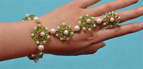 how to make a beaded cuff beaded bracelets pandahall jewelry