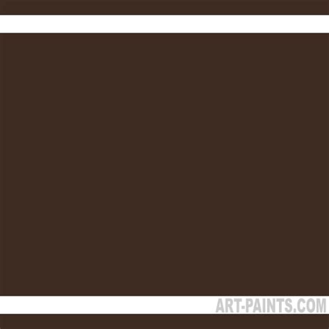 dark brown paint dark brown basicacryl acrylic paints 045 dark brown