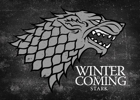 house stark sigil buy the a game of thrones house stark sigil mounted banner in canada got products