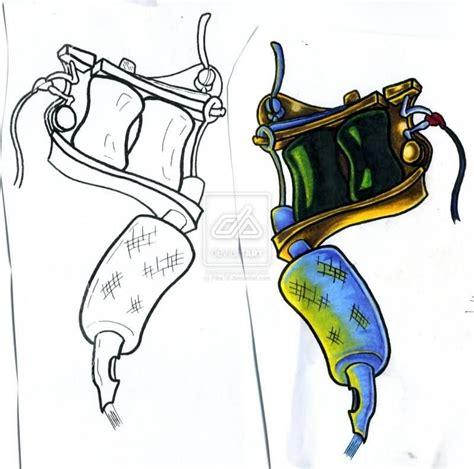 machine tattoos designs machine images designs