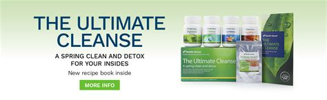 Detox Kit Nz by Health House