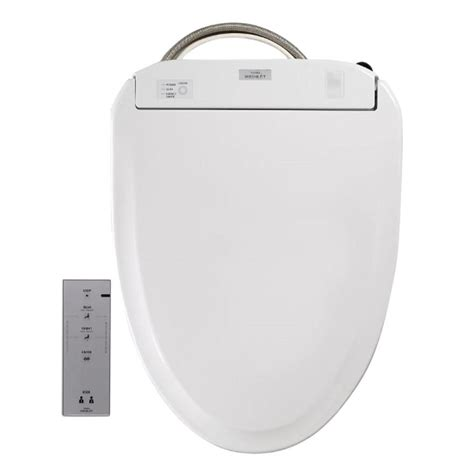 toto bidet seat toto s350e electric bidet seat for elongated toilet with