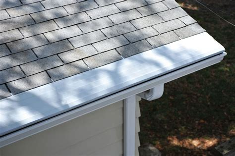 K Guard Heated Gutters - curve gutter guards exterior home