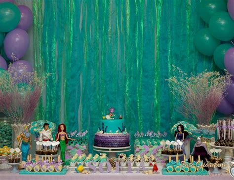 decorations want an quot under the sea quot theme for your ariel cake decorations ariel the little mermaid edible