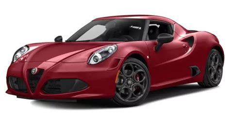 Alfa Romeo 4c Usa Dealers by 2018 Alfa Romeo 4c Alfa Romeo Of Albany