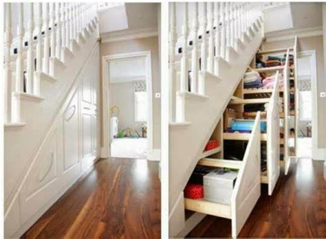 Stairs Closet Storage Ideas by Stairs Storage Ideas For Small Homes