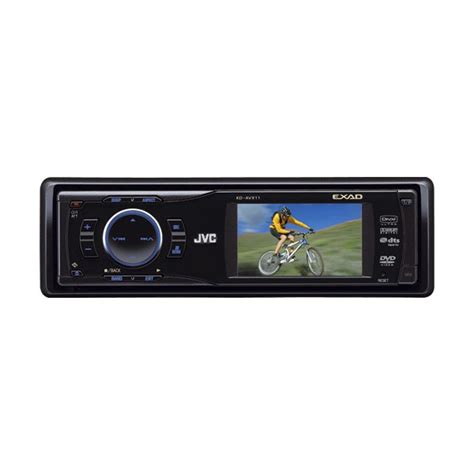 Car Cd Player Usb Port Jvc Kd Avx11 Cd Dvd Receiver With Monitor Kd Avx11 From Jvc