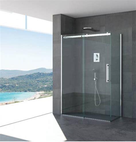 porta doccia prezzi box doccia porta scorrevole quot quot 3 lati profili in