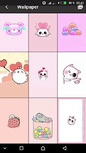 cute pattern passwords kawaii cute password lock screen android apps on google play