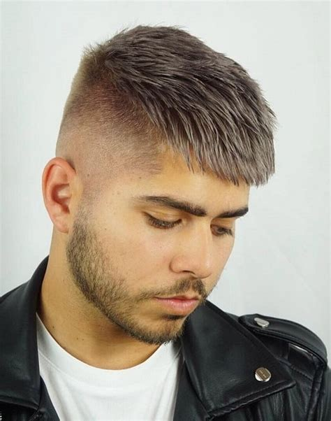 51  Mens Short Haircuts and Mens Hairstyles [2018]   Men's