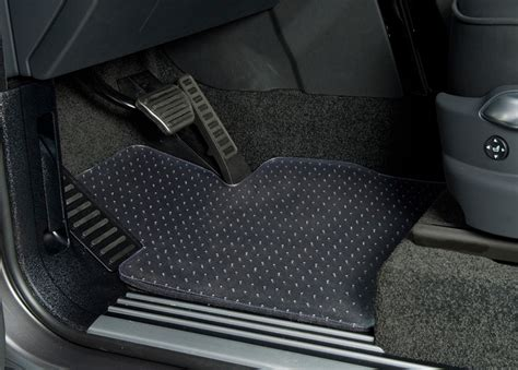Vinyl Car Floor Mats by Coverking Clear Vinyl Floor Mats Autoaccessoriesgarage