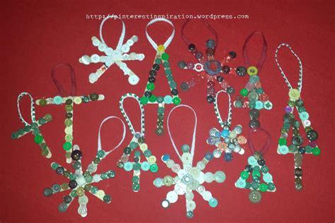 Handmade Christmas Ornaments To Make