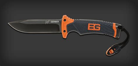 grills knife gerber grylls ultimate edge knife