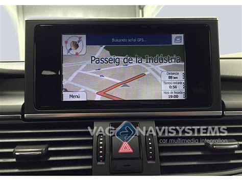 Navigations Cd Audi by Navigation Audi Mmi 3g High Low 6 5 Quot 8 Quot A6 A7 4g