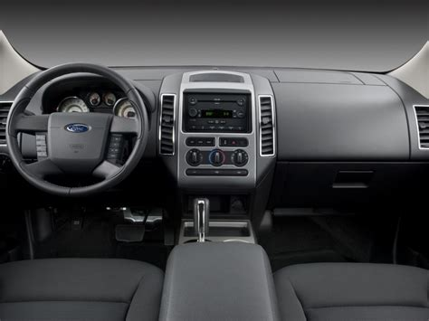 2008 Ford Edge Interior by 2008 Ford Edge Sel Interior Www Proteckmachinery