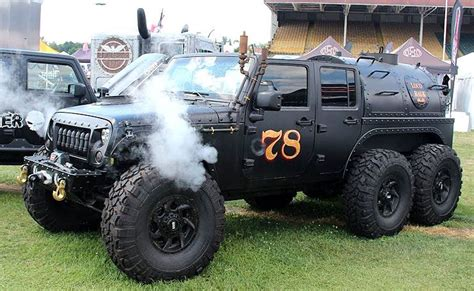 hauk designs steam jeep 6x6 steam powered heep heep