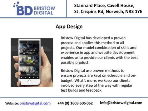 app design norwich app design in norwich