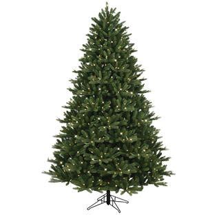 ge fresh cut artificial tree general electric 7 5 just cut medium frasier fir artificial tree with 600 energy