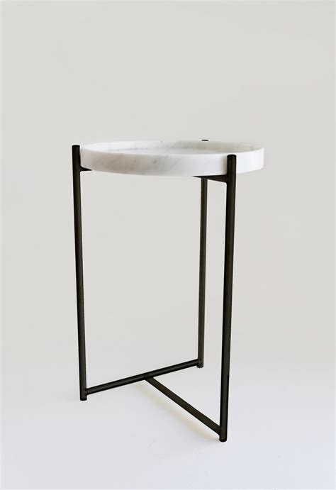 High Side Table by Oliver High Side Table By Evie