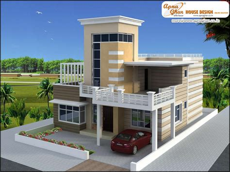 duplex design luxury duplex 2 floors house design area 252m2 21m x