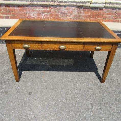 antique oak desk antique oak writing desk antiques atlas