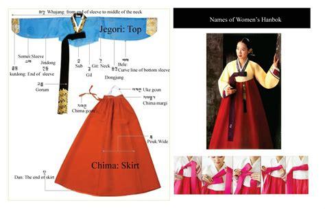 cara membuat pola baju hanbok korea sulam benang wol dan jeogori jahit sendiri resep masakan