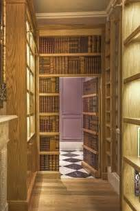 picture of secret doors into rooms
