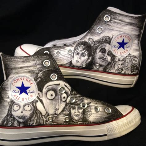 gifts for tim burton fans buy handmade custom nightmare before