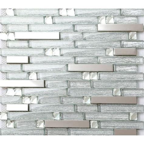 20 best metal glass tiles images on pinterest mosaic