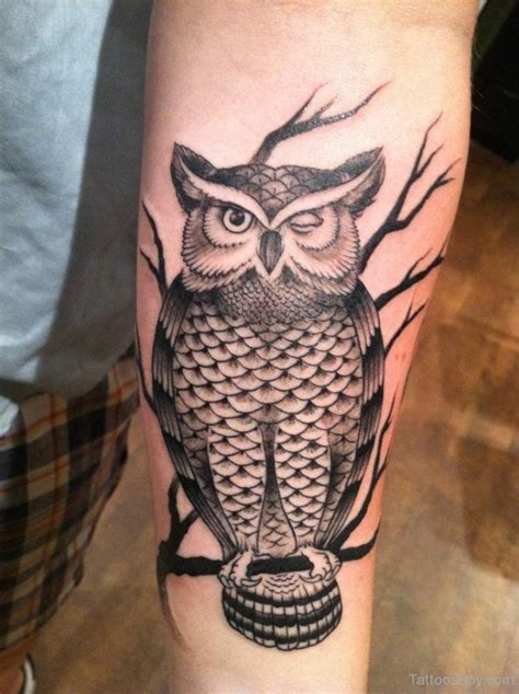 owl arm tattoo owl tattoos designs pictures page 25
