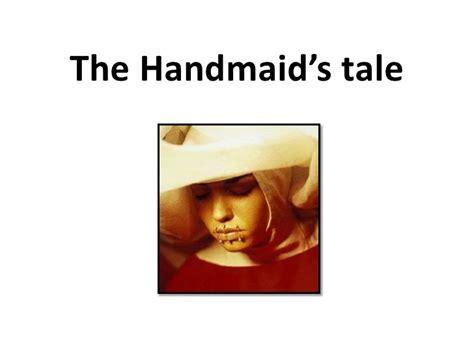 The Handmades Tale - the handmaid s tale an introduction