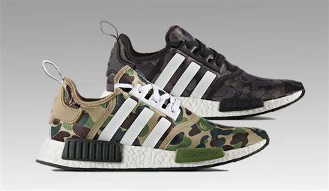 adidas bape adidas nmd x bape coming up in november soleracks