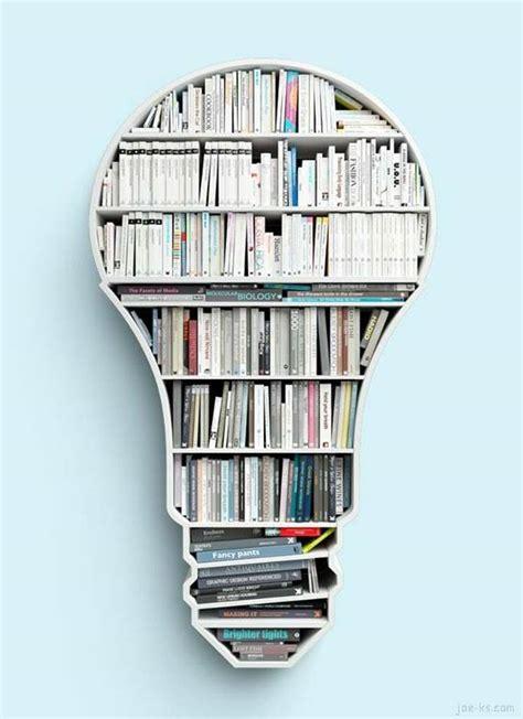 bright bookshelf