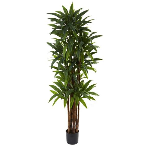 6 5 silk dracaena tree artificial trees silk trees